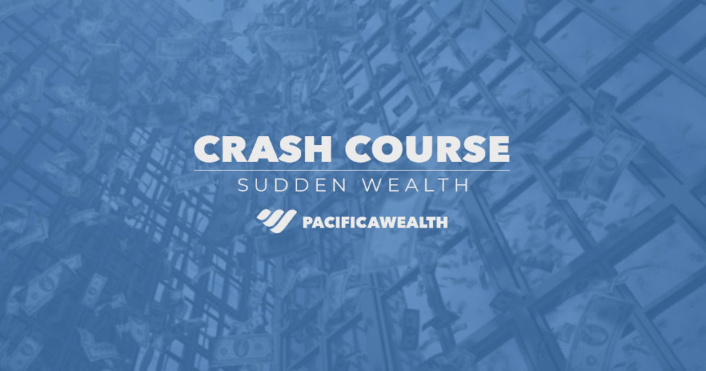 Sudden Wealth Crash Course
